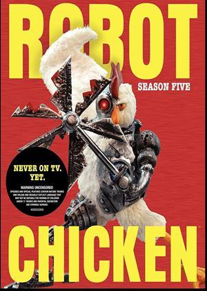Rent Robot Chicken: Series 5 Online DVD & Blu-ray Rental