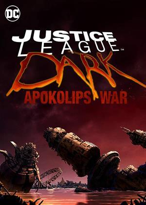 Rent DC Justice League Dark: Apokalips War Online DVD & Blu-ray Rental