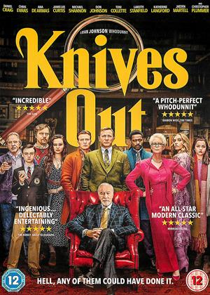 Rent Knives Out Online DVD & Blu-ray Rental