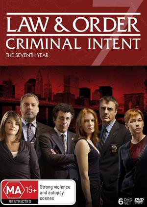Rent Law and Order: Criminal Intent: Series 7 Online DVD & Blu-ray Rental