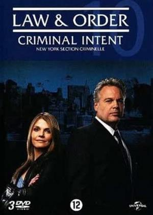 Rent Law and Order: Criminal Intent: Series 10 Online DVD & Blu-ray Rental