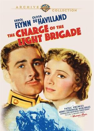 Rent The Charge of the Light Brigade Online DVD & Blu-ray Rental