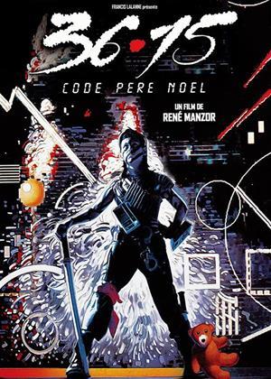 36.15 Code Père Noël (aka Game Over / Deadly Games / Dial Code Santa Claus  / Hide and Freak) (1989) film   CinemaParadiso.co.uk