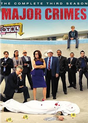 Rent Major Crimes: Series 3 Online DVD & Blu-ray Rental
