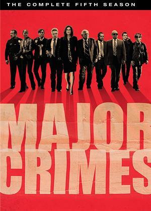 Rent Major Crimes: Series 5 Online DVD & Blu-ray Rental