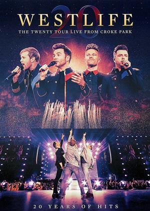 Rent Westlife: The Twenty Tour: Live (aka Westlife: The Twenty Tour - Live From Croke Park [) Online DVD & Blu-ray Rental