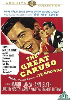 Rent The Great Caruso Online DVD & Blu-ray Rental