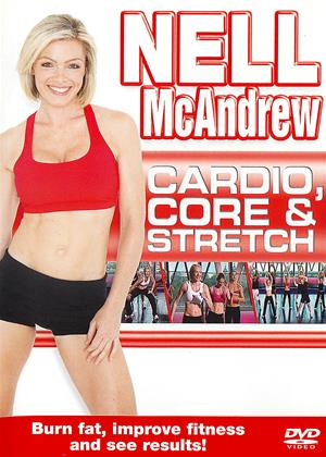 Rent Nell Mcandrew: Cardio, Core and Stretch Online DVD & Blu-ray Rental