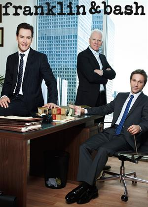 Rent Franklin and Bash: Series 4 Online DVD & Blu-ray Rental