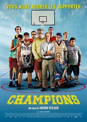 Rent Champions (aka Campeones) Online DVD & Blu-ray Rental