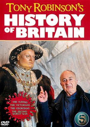 Rent Tony Robinson's History of Britain Online DVD & Blu-ray Rental