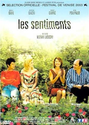 Rent Feelings (aka Les Sentiments) Online DVD & Blu-ray Rental