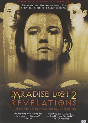 Rent Paradise Lost 2: Revelations Online DVD & Blu-ray Rental