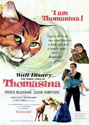 Rent The Three Lives of Thomasina Online DVD & Blu-ray Rental