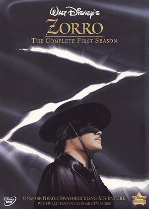 Rent Zorro: Series 1 Online DVD & Blu-ray Rental