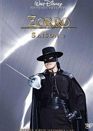 Rent Zorro: Series 2 Online DVD & Blu-ray Rental