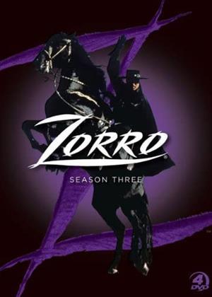 Rent Zorro: Series 3 Online DVD & Blu-ray Rental