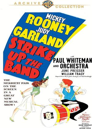 Rent Strike Up the Band Online DVD & Blu-ray Rental