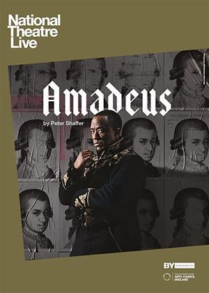 Rent National Theatre Live: Amadeus Online DVD & Blu-ray Rental