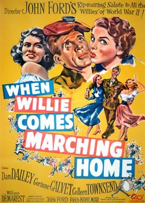 Rent When Willie Comes Marching Home Online DVD & Blu-ray Rental