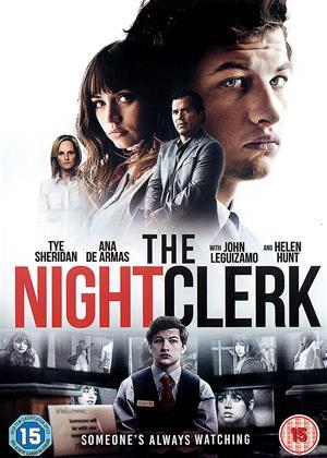 Rent The Night Clerk Online DVD & Blu-ray Rental