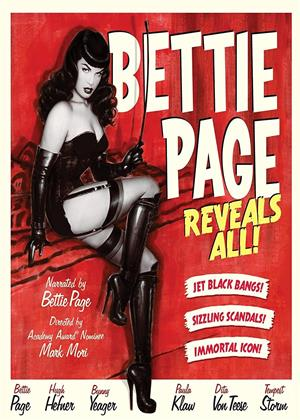Rent Bettie Page Reveals All! Online DVD & Blu-ray Rental
