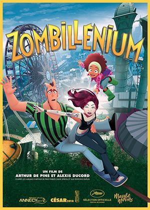 Rent Zombillénium Online DVD & Blu-ray Rental
