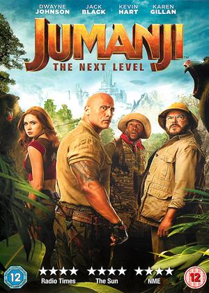 Rent Jumanji: The Next Level (aka Jumanji 2) Online DVD & Blu-ray Rental