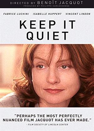 Rent Keep It Quiet (aka Pas de Scandale) Online DVD & Blu-ray Rental