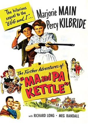 Rent Ma and Pa Kettle (aka The Further Adventures of Ma and Pa Kettle) Online DVD & Blu-ray Rental