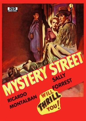 Rent Mystery Street (aka Murder at Harvard) Online DVD & Blu-ray Rental