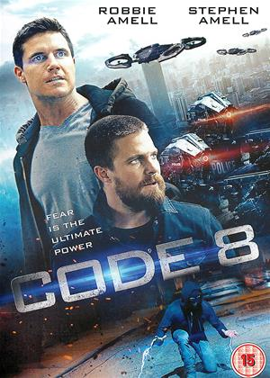 Rent Code 8 Online DVD & Blu-ray Rental