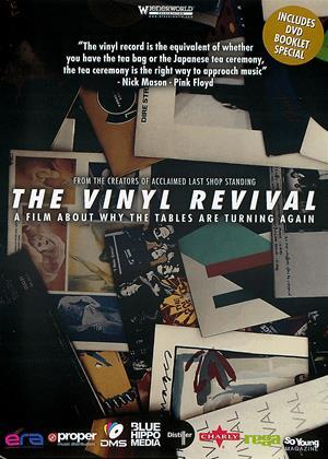 Rent The Vinyl Revival Online DVD & Blu-ray Rental