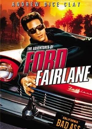Rent The Adventures of Ford Fairlane Online DVD & Blu-ray Rental