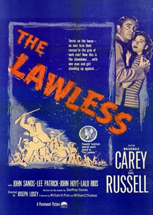 Rent The Lawless (aka The Dividing Line / The Big Showdown / Outrage / Voice of Stephen Wilder) Online DVD & Blu-ray Rental