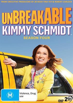 Rent Unbreakable Kimmy Schmidt: Series 4 Online DVD & Blu-ray Rental