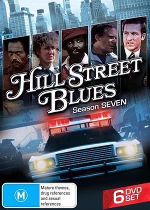 Rent Hill Street Blues: Series 7 Online DVD & Blu-ray Rental