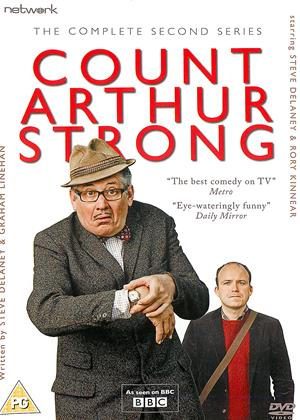 Rent Count Arthur Strong: Series 2 Online DVD & Blu-ray Rental