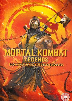 Rent Mortal Kombat Legends: Scorpion's Revenge (aka Mortal Kombat Legends: Scorpions Revenge) Online DVD & Blu-ray Rental