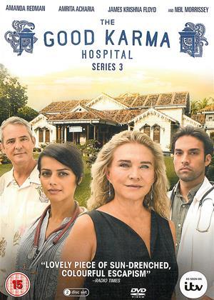Rent The Good Karma Hospital: Series 3 Online DVD & Blu-ray Rental