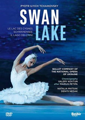 Rent Swan Lake: Ballet Company of National Opera Ukraine (Mykola Dyadura) Online DVD & Blu-ray Rental