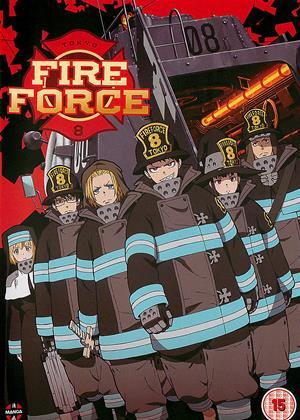 Rent Fire Force: Series 1: Part 1 Online DVD & Blu-ray Rental