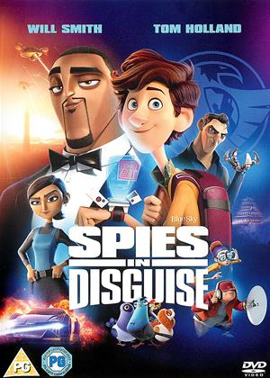 Rent Spies in Disguise (aka Pigeon Impossible) Online DVD & Blu-ray Rental