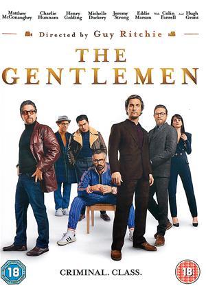 Rent The Gentlemen Online DVD & Blu-ray Rental