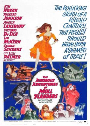Rent The Amorous Adventures of Moll Flanders Online DVD & Blu-ray Rental