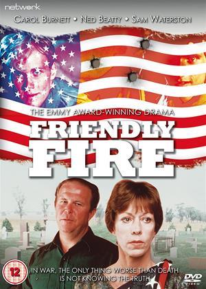Rent Friendly Fire Online DVD & Blu-ray Rental