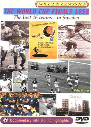 Rent World Cup Finals 1958: The Last 16 Online DVD & Blu-ray Rental