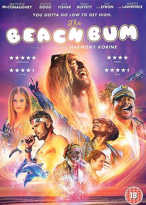 Rent The Beach Bum Online DVD & Blu-ray Rental