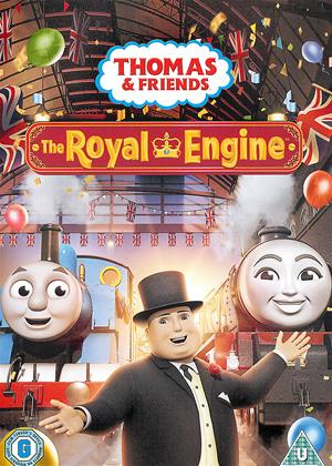 Rent Thomas and Friends: The Royal Engine Online DVD & Blu-ray Rental