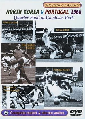 Rent The 1966 World Cup: Quarter Final: North Korea vs. Portugal Online DVD & Blu-ray Rental